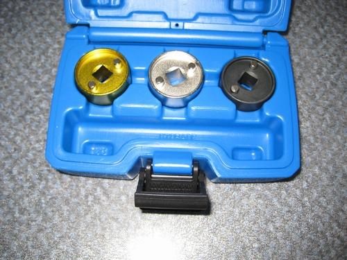 Camshafts Sockets, VAG 1.8 / 2.8 TFSI