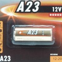 reserve Batterij voor afstandbediening 12v a23