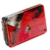 Multipoint Aspoeck links 240 x 140 x 55 6 pins stekker