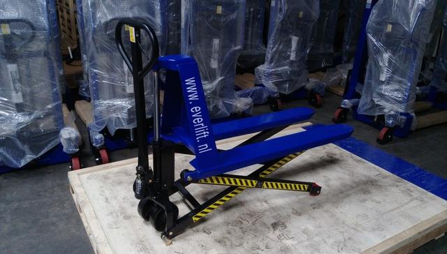 Hand schaar palletwagen 1000 kg