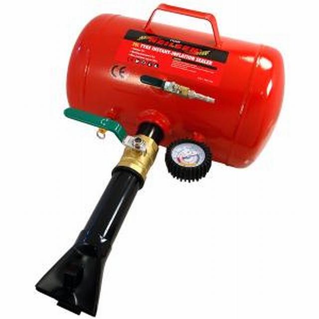 Lucht booster / banden blazer 20 liter