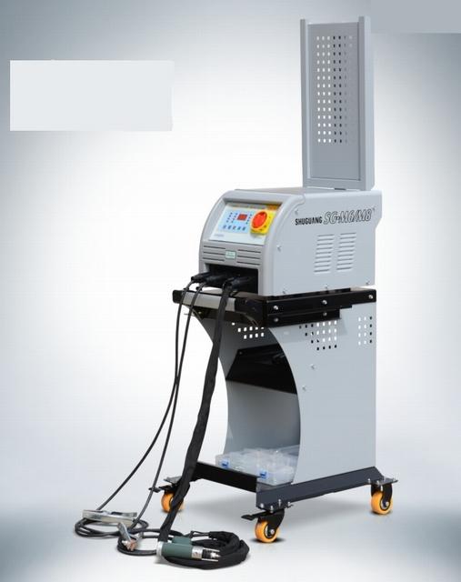 Complete spotter set 200-4200 Amp + CE t.b.v alumium