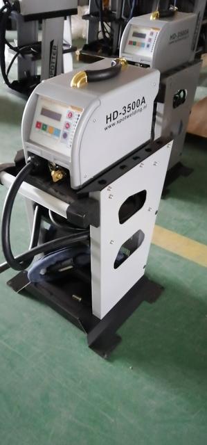 Complete spotter set 380V 200 - 3500 Amp + CE