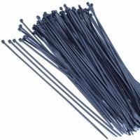 Tie-Ribs 150 x 3.6 Zwart 100 stuks