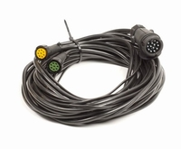 Kabel set voor multipoint Aspoeck 6.3 meter + 2x 4.5 meter