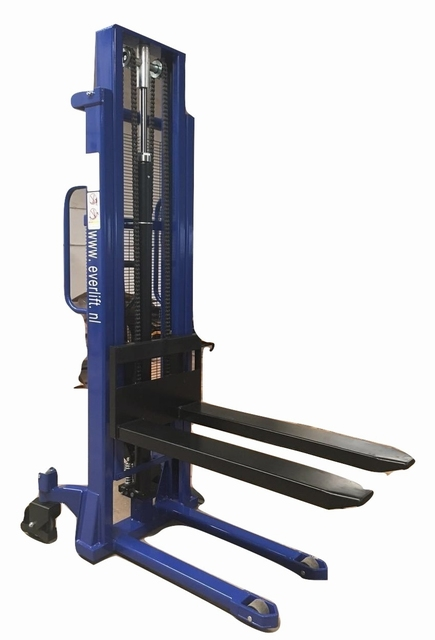 Handmatige stapelaar 3000 mm 1000 kg