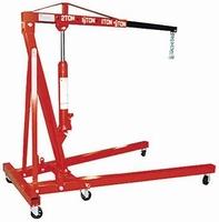 werkplaatskraan 2 ton (rood) (Inclusief verzending)