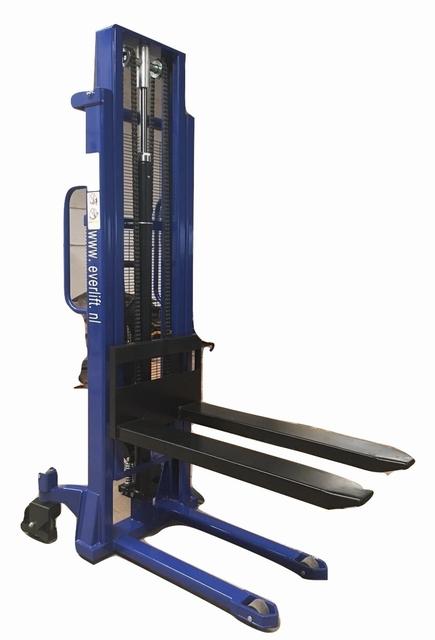 Handmatige stapelaar 2500 mm 1000 kg