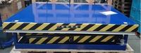 Elektrische schaartafel 170 x 120 cm 4000 kg 40-205 cm 380V