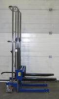 Lichtgewicht / mini stapelaar 1700 mm 400 kg
