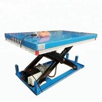 Elektrische schaartafel 220 x 180 cm 4000 kg 30-130 cm 380V