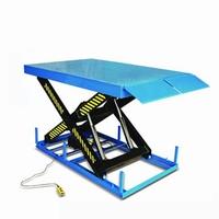 Elektrische schaartafel 330 x 150 cm 2000 kg 70-528 cm 380V