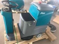 Schrobmachine werkbreedte 560 mm 2x 12v 100ah Ride-On