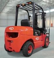 Ep Elektrische heftruck 3 ton 4.8m side shift