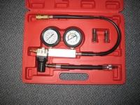 Cilinder lekkage detector set luxe